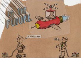In The Future. by Schlammer