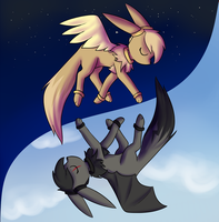 Like Day and Night by ShinyRaupy
