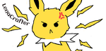 Annoyed Jolteon by LenaCrafter