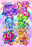 Musical Chao Garden by Dolcisprinkles