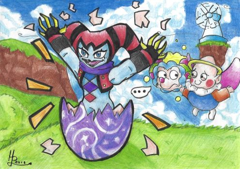 Happy Easter Fools Day!~ by InfernoWizard