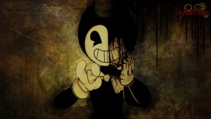 Bendy And The Ink Machine Wallpaper [V2] by MattSquat