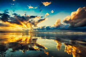 Let the Sky Fall by Oer-Wout