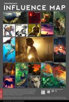 Influence Map by CobraVenom
