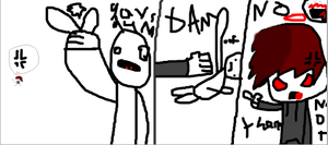 Badly drawn comic 3 by Dyingisntthatbad