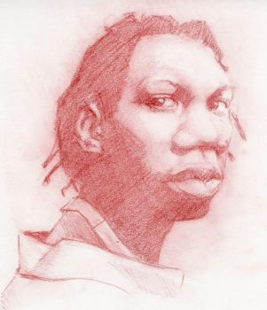 KRS -ONE by eddisson01