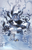 The Lost King of the Frost Giants by JWraith