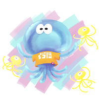 Splatoon_Jellyfish! by Chivi-chivik