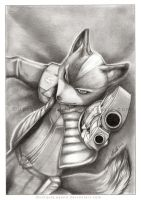 Fox McCloud - Heroes by EternaLegend