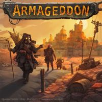 Armageddon - Cover by Vaejoun