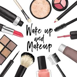 Wake Up And Makeup by Lunai