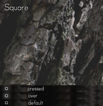 Square Start Orb by Bitaly