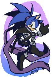 Sonic as Sonic by LadyGT