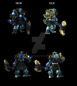 Heroes of Newerth Chronos HD by CJXander