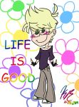 Life is Good? by HugaDuck