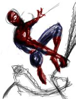 spidey by Coleman