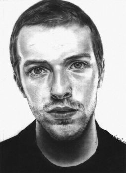 CHRIS MARTIN - COLDPLAY by KarenC