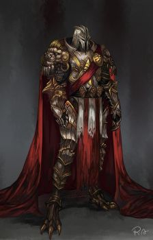 Knight Class Concept by Hanh-Chu