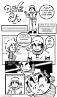 Dave San MM0 : Evil spell of the moms by Dragoon88-DragonDao