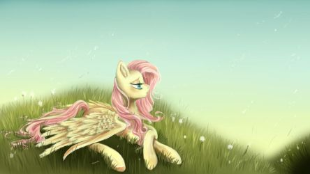 Flutters by dream--chan