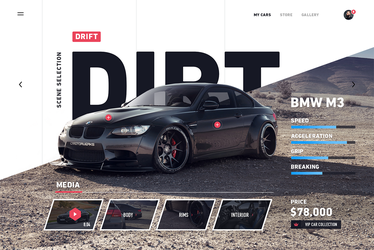 Ui-drift-patrickmonkel by karmagraphics