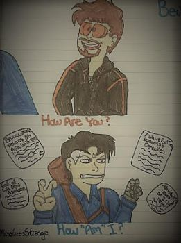 How Ash Williams Reacted To His Show Ending by MisstressStrange