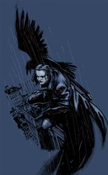the crow by moritat