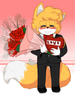 Happy Valentine's Day by CandiCindy