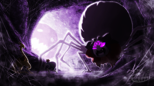 ColossalTale - Muffet by Pdubbsquared