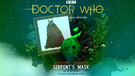 Doctor Who - The Serpents Mask by Murax-ExtramisFlux