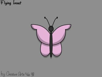 Butterfly by CreativeArts723