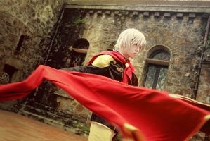 Final Fantasy Type 0 - Ace :: 02 by soulCerulean