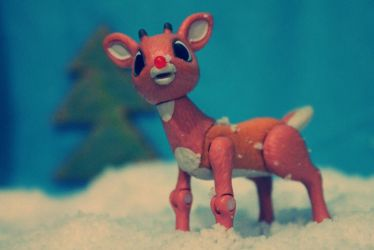 Rudolph, recolored by HeroKenFlatt