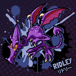 SMASH 150 - 034 - RIDLEY by professorfandango