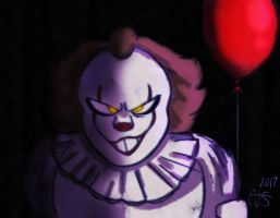 Pennywise by EJ-Smith