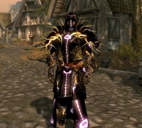 Full body Realmshatter armor by Zoulic
