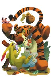 Bigger Tigger by galgard