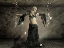 Fairy Visitation 3-D conversion by MVRamsey