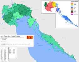 A modern Republic of Venice by altmaps