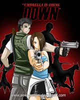 Chris and Jill FTW_Finished by Anko-sensei