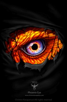 Phoenix Eye by amorphisss