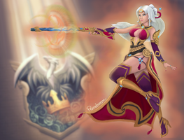Lian: Scion of House Aico by Pandreem