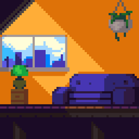 A Small Room by SolarLune