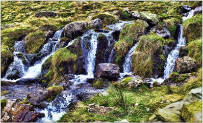 Lake District - Haweswater by jonboy56