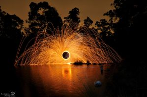 Fire vs Water by Boumbah