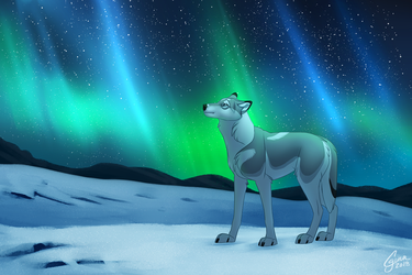 Northern by InstantCoyote