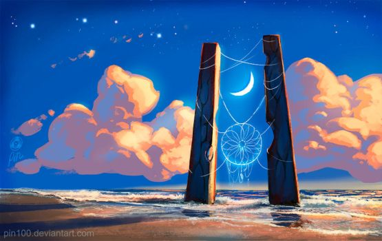 Dream Catcher by pin100