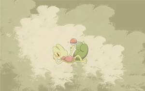 Treecko wallpaper by kkiittuuss