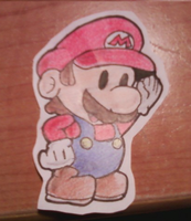 Paper Mario by Starzway