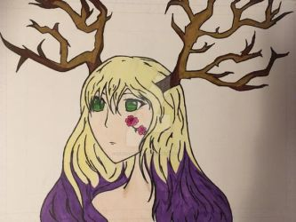 Dryad by Queen-of-Ice101